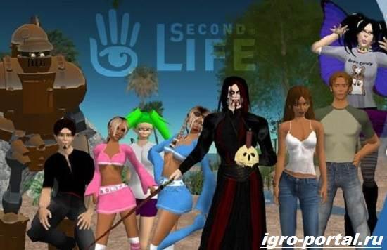 Игра-Second-Life-Обзор-и-прохождение-игры-Second-Life-1