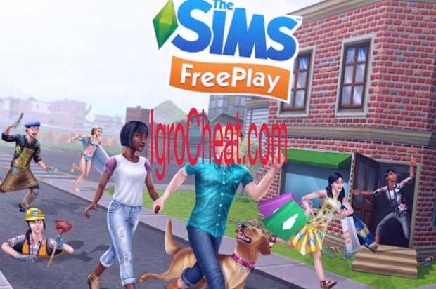 Sims Freeplay бұзу