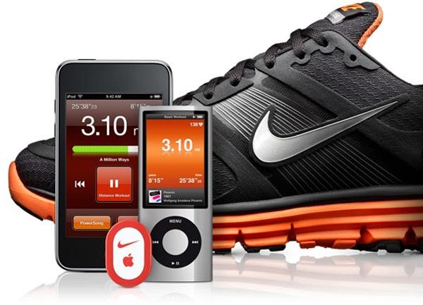 Nike Schuh iPhone IPod nano