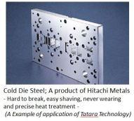 J Sword 30 Product of Hitachi metal