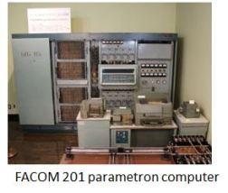 TUS-FACOM 201 parametron computer