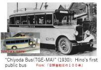 Hino Auto- bus x03