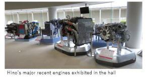 Hino Auto- engine x02