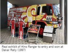 Hino Auto- truck x03