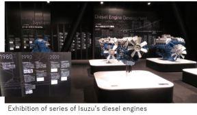 IsuzuP- Engine x01