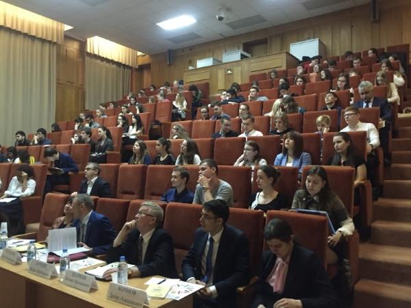 В ИГСУ состоялась Международная научная конференция студентов «Качество государственного управления и будущее России»