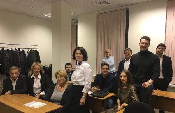 Елена Маркова, один из лучших менеджеров России, провела мастер-класс для слушателей программы «GR-менеджмент»