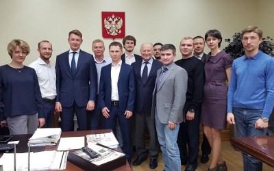 Группа слушателей программы МРА посетила городской округ Домодедово