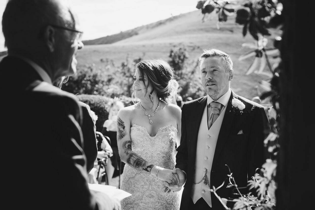 Cressbrook Hall wedding photography - Debbie and Martin 22