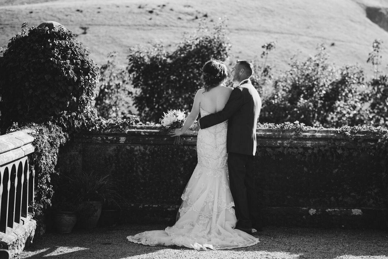 Cressbrook Hall wedding photography - Debbie and Martin 38