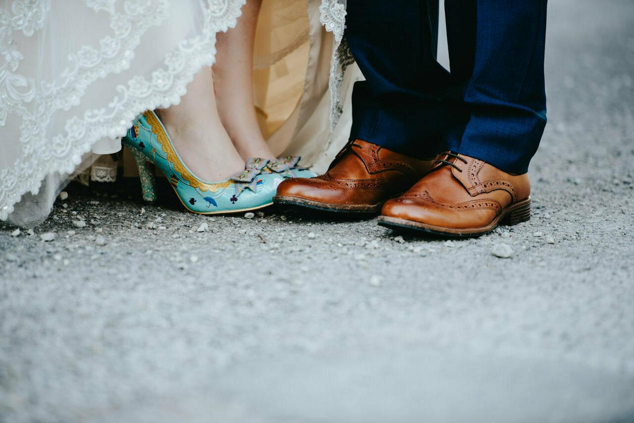 Cressbrook Hall wedding photography - Debbie and Martin 45
