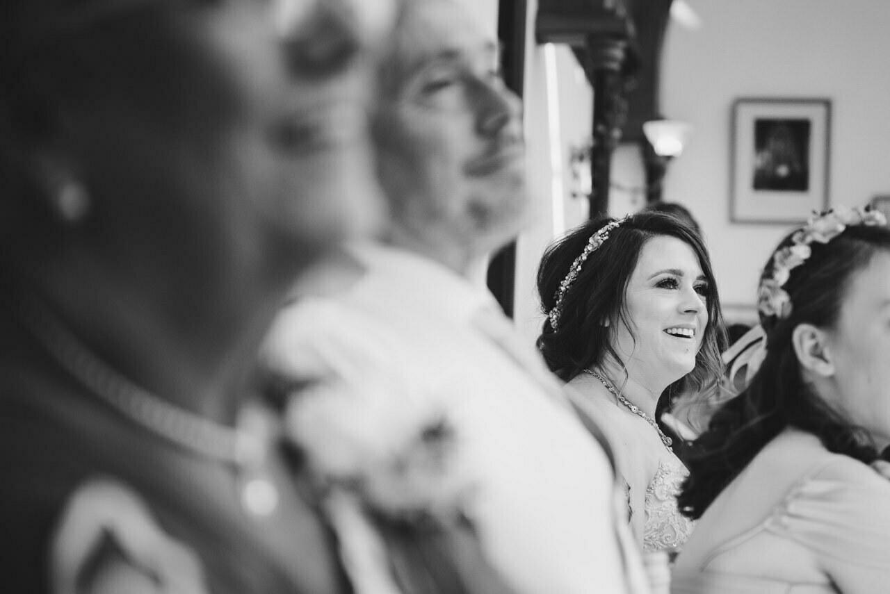 Cressbrook Hall wedding photography - Debbie and Martin 49