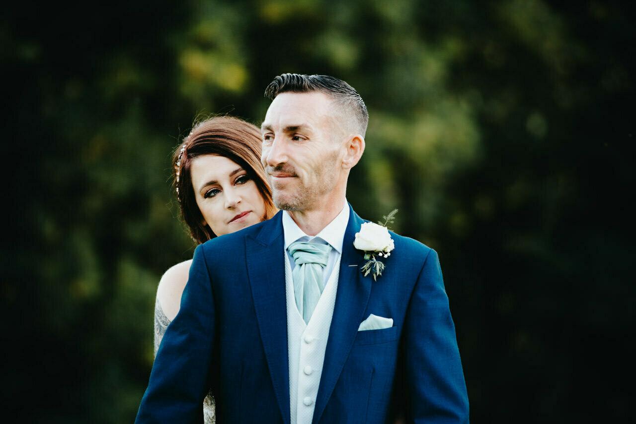 Cressbrook Hall wedding photography - Debbie and Martin 63