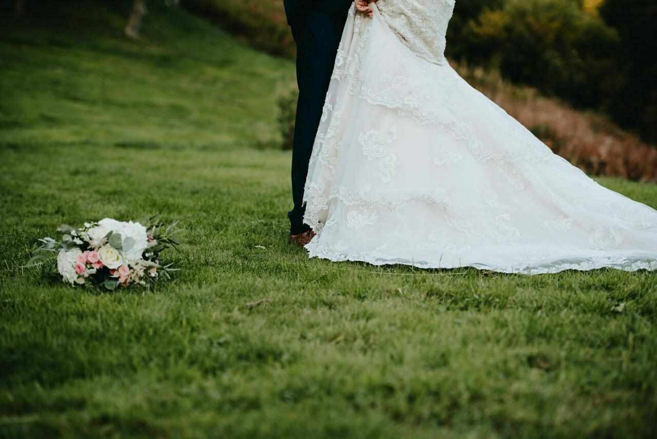 Cressbrook Hall wedding photography - Debbie and Martin 67