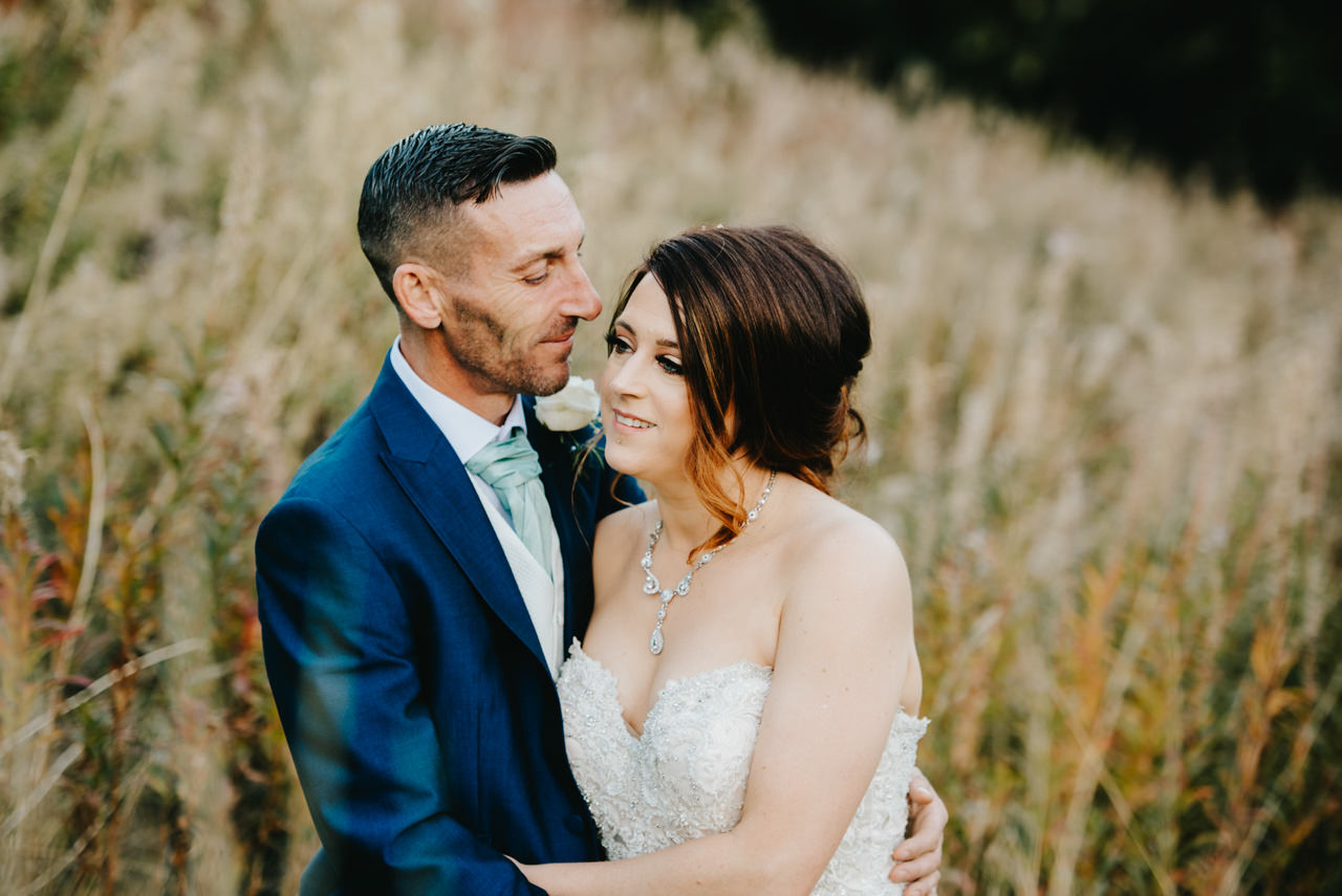 Cressbrook Hall wedding photography - Debbie and Martin 70