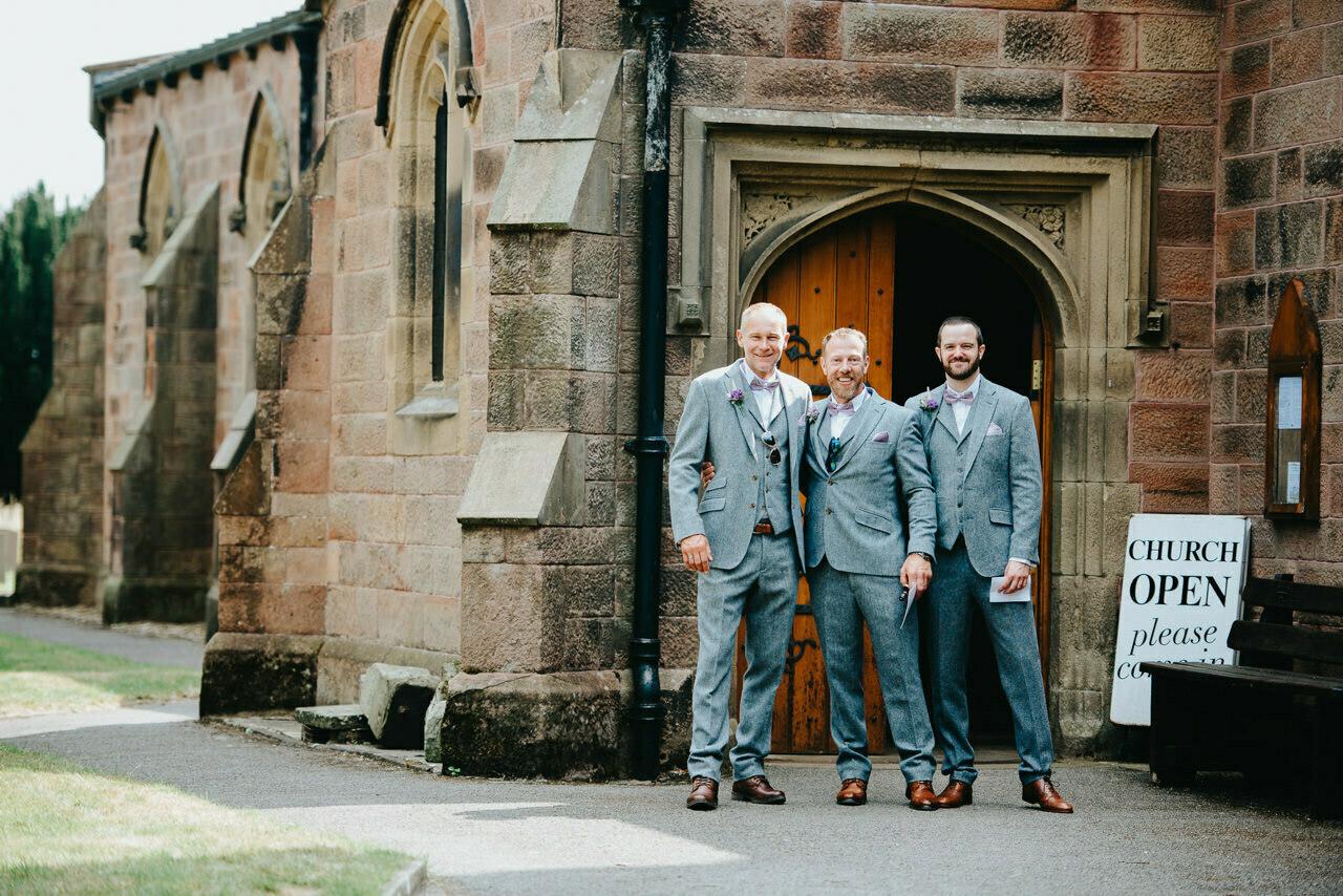 Falcon Manor Wedding Photography Yorkshire 33