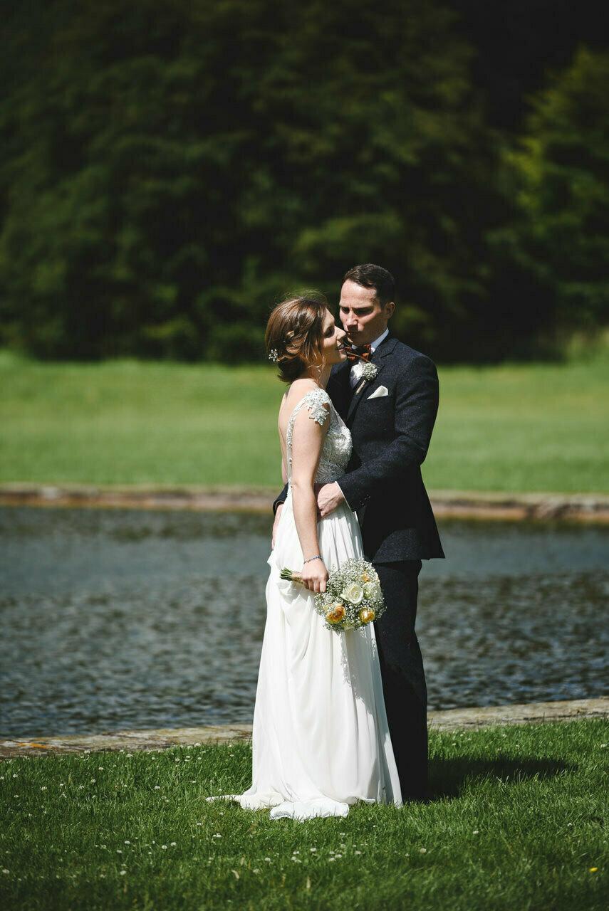 Sledmere House -Wedding  Photography Yorkshire 91