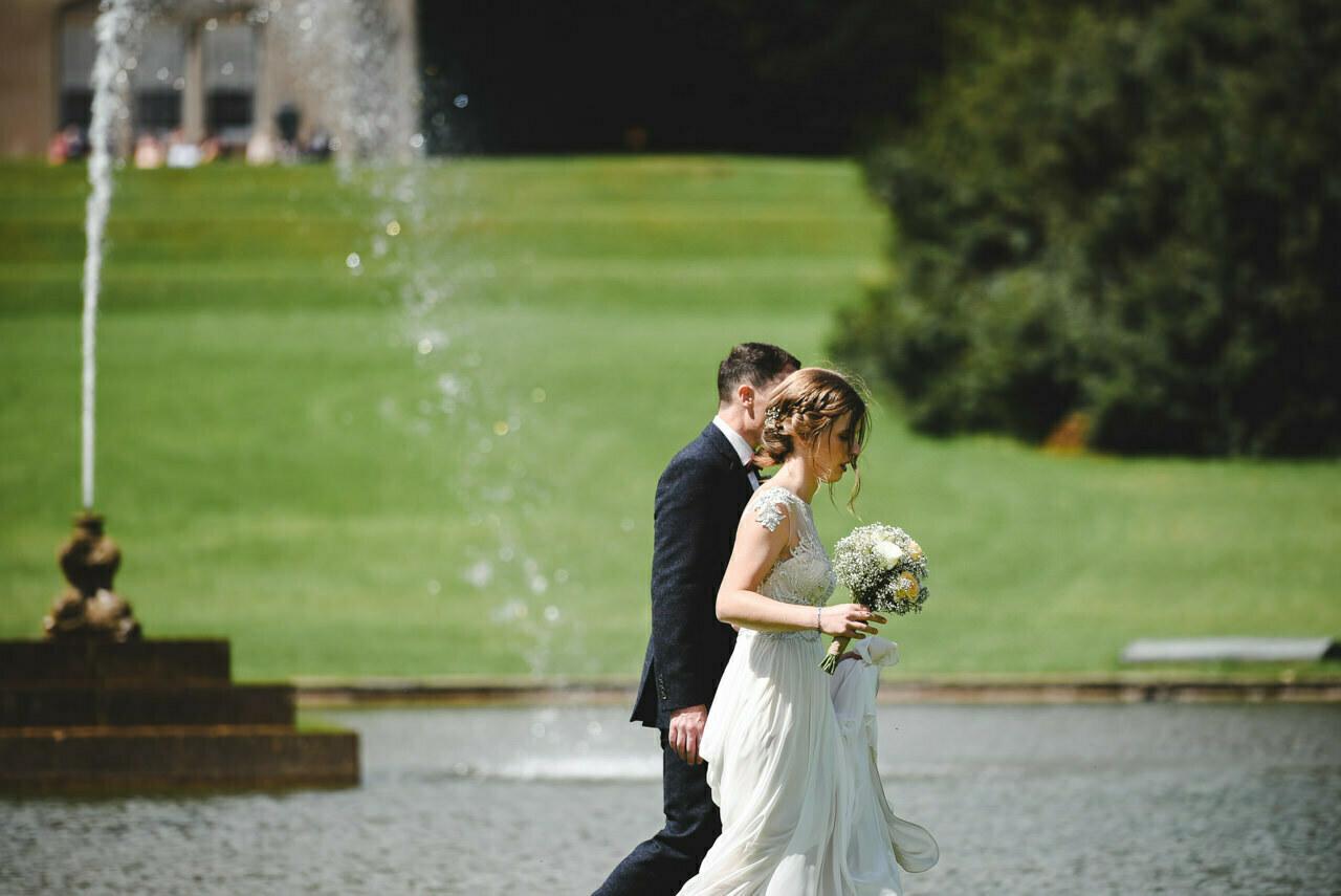 Sledmere House -Wedding  Photography Yorkshire 92
