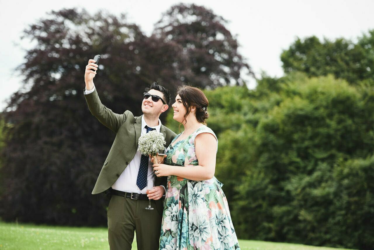 Sledmere House -Wedding  Photography Yorkshire 60