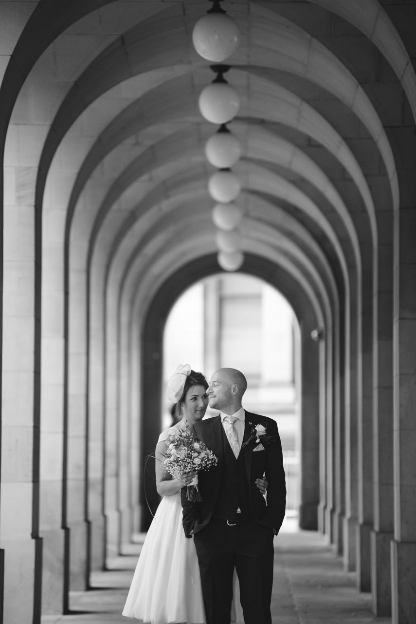 The Midland Hotel -Wedding Photography Manchester 26
