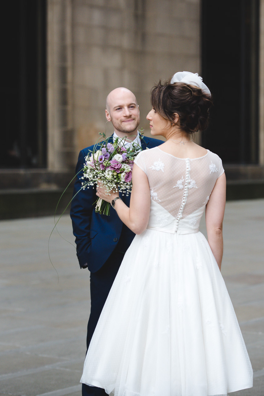The Midland Hotel -Wedding Photography Manchester 29