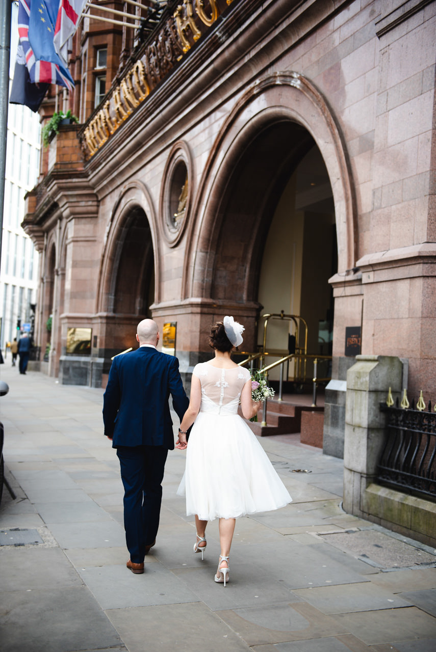 The Midland Hotel -Wedding Photography Manchester 35