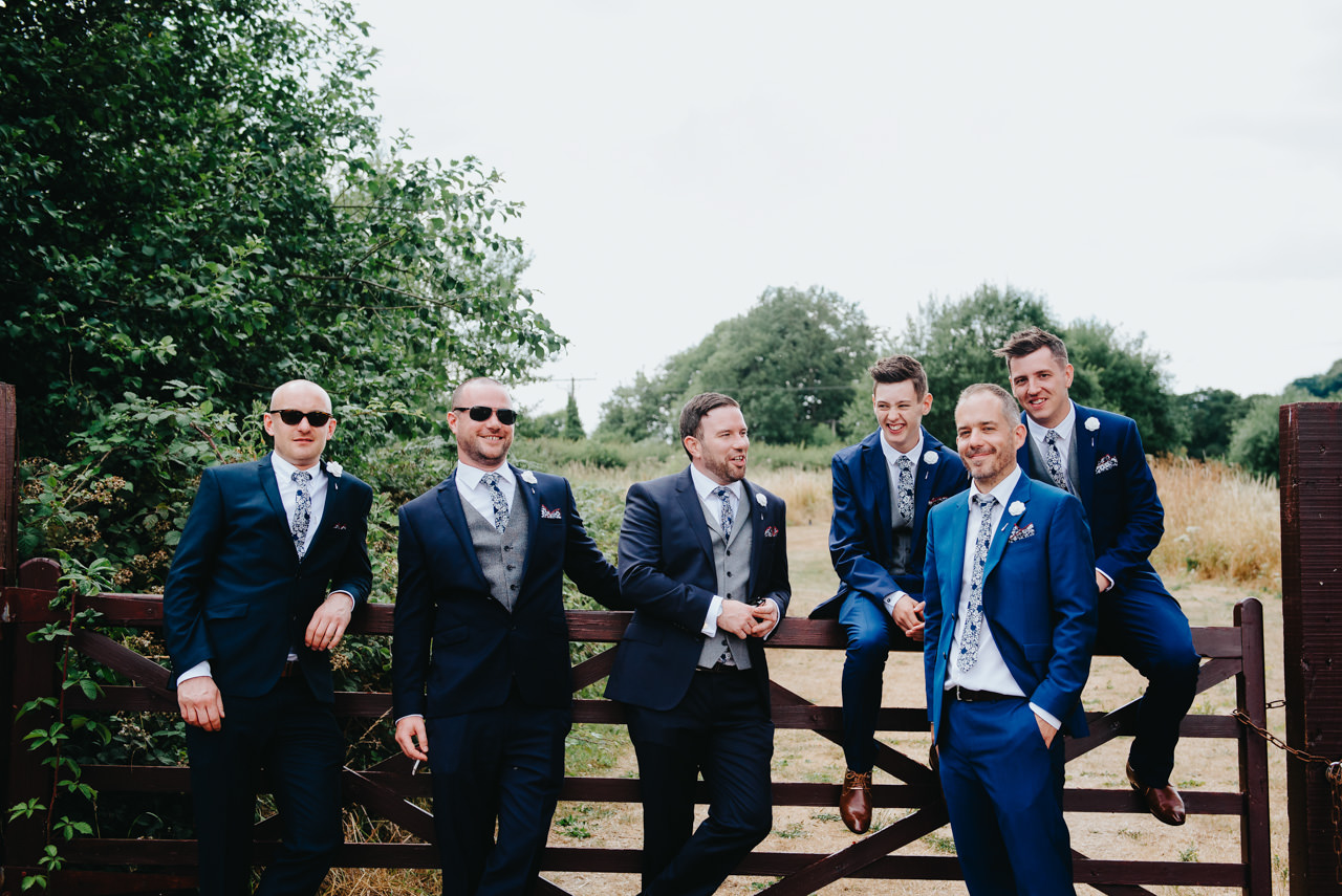 The Old Barn-West Yorkshire Wedding  Photography 59