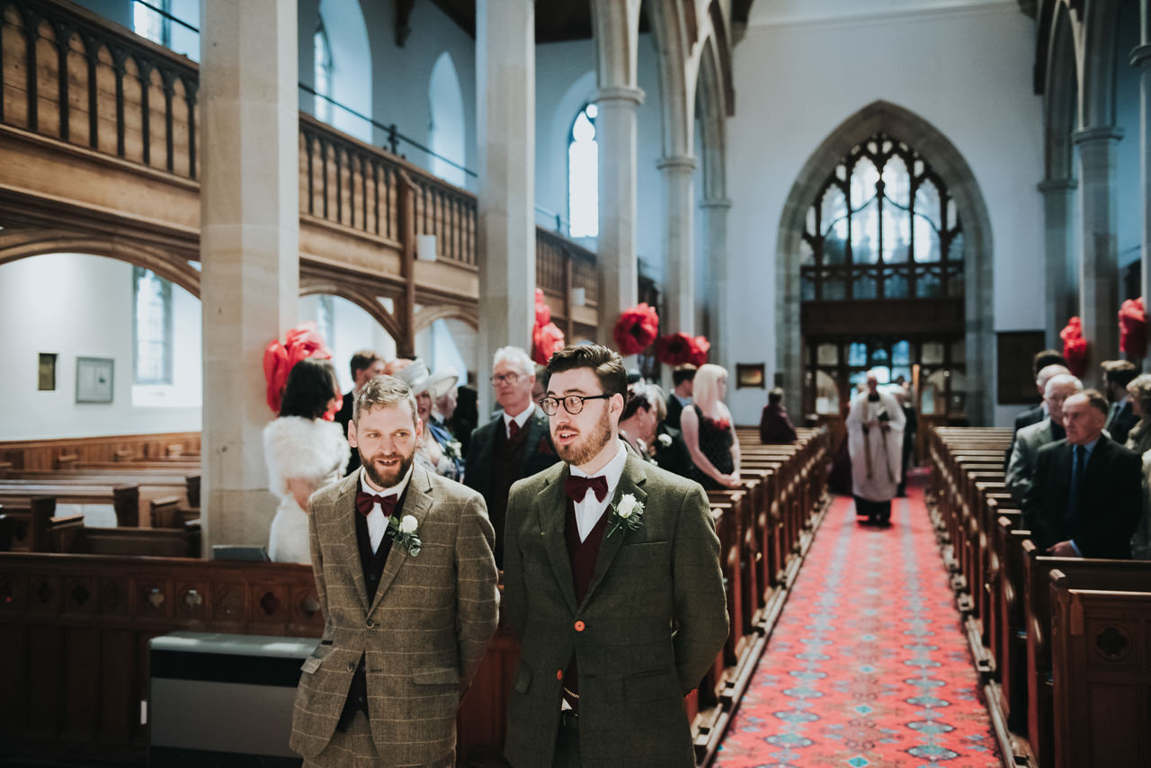 WEDDING PHOTOGRAPHY WHALLEY ABBEY - LANCASHIRE 17