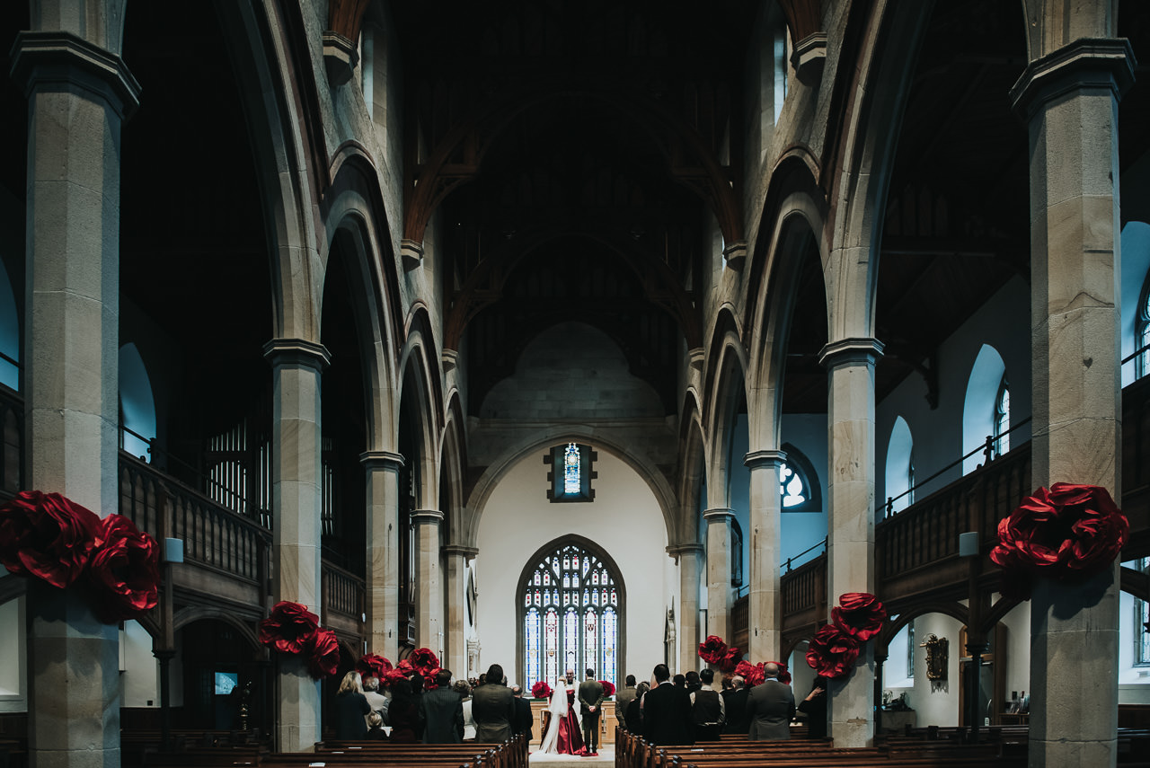 WEDDING PHOTOGRAPHY WHALLEY ABBEY - LANCASHIRE 25