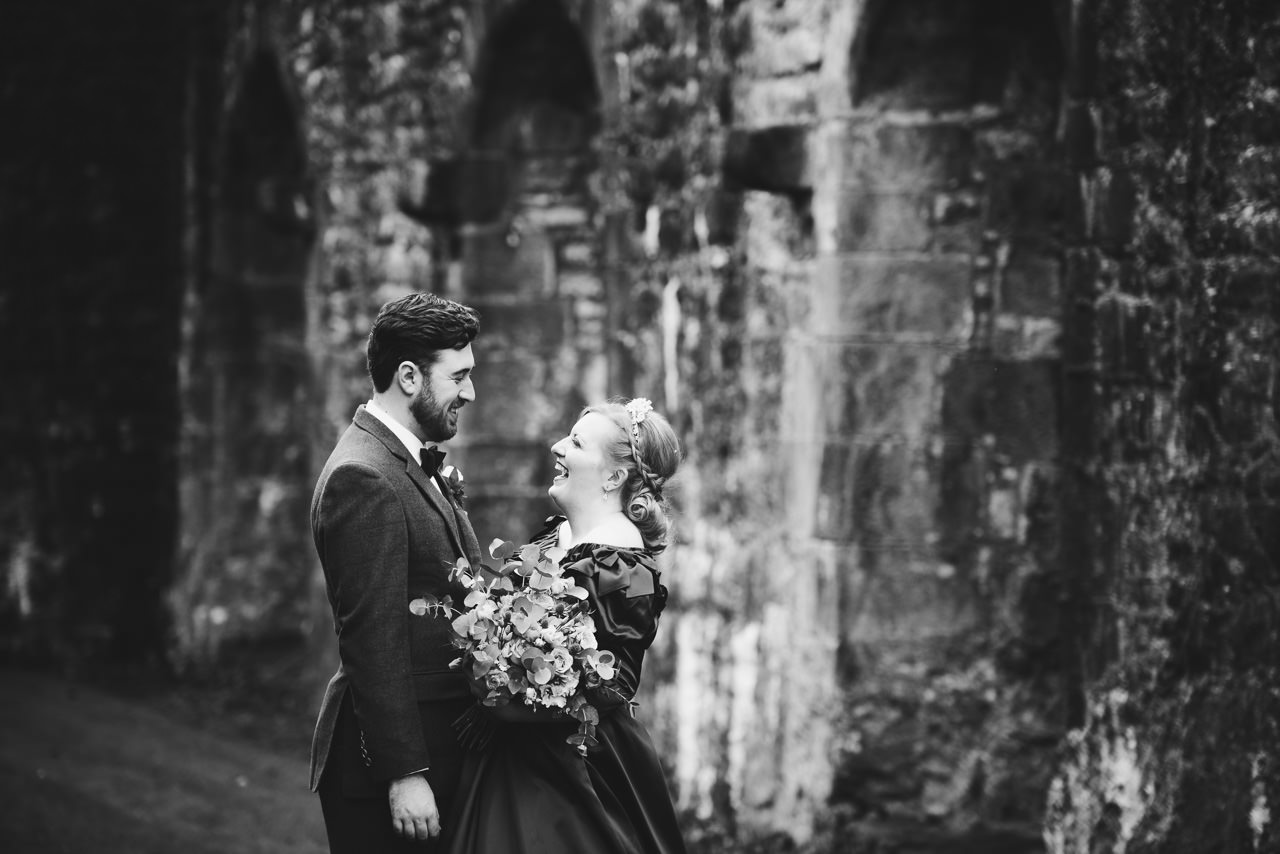 WEDDING PHOTOGRAPHY WHALLEY ABBEY - LANCASHIRE 43