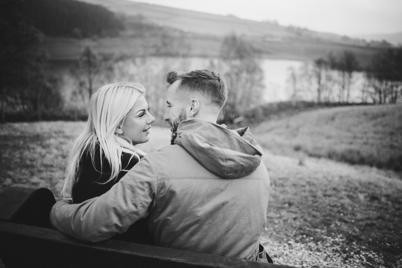 Engagement Photography in Yorkshire 16