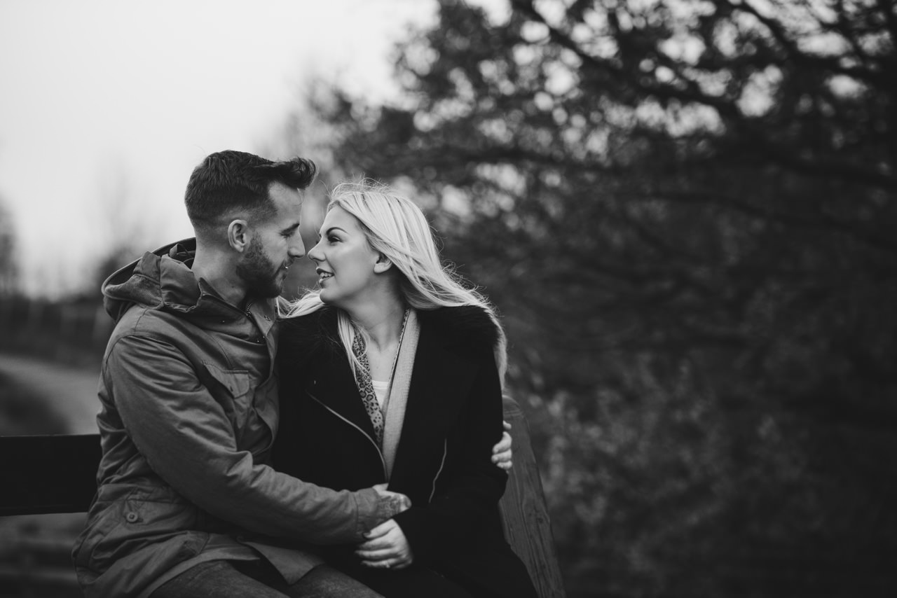 Engagement Photography in Yorkshire 1