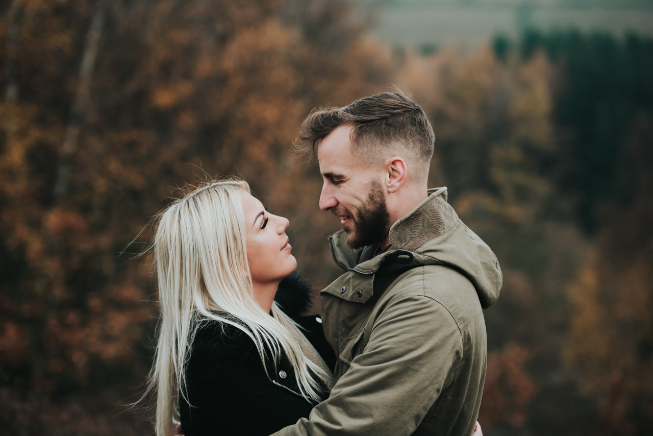 Engagement Photography in Yorkshire 25