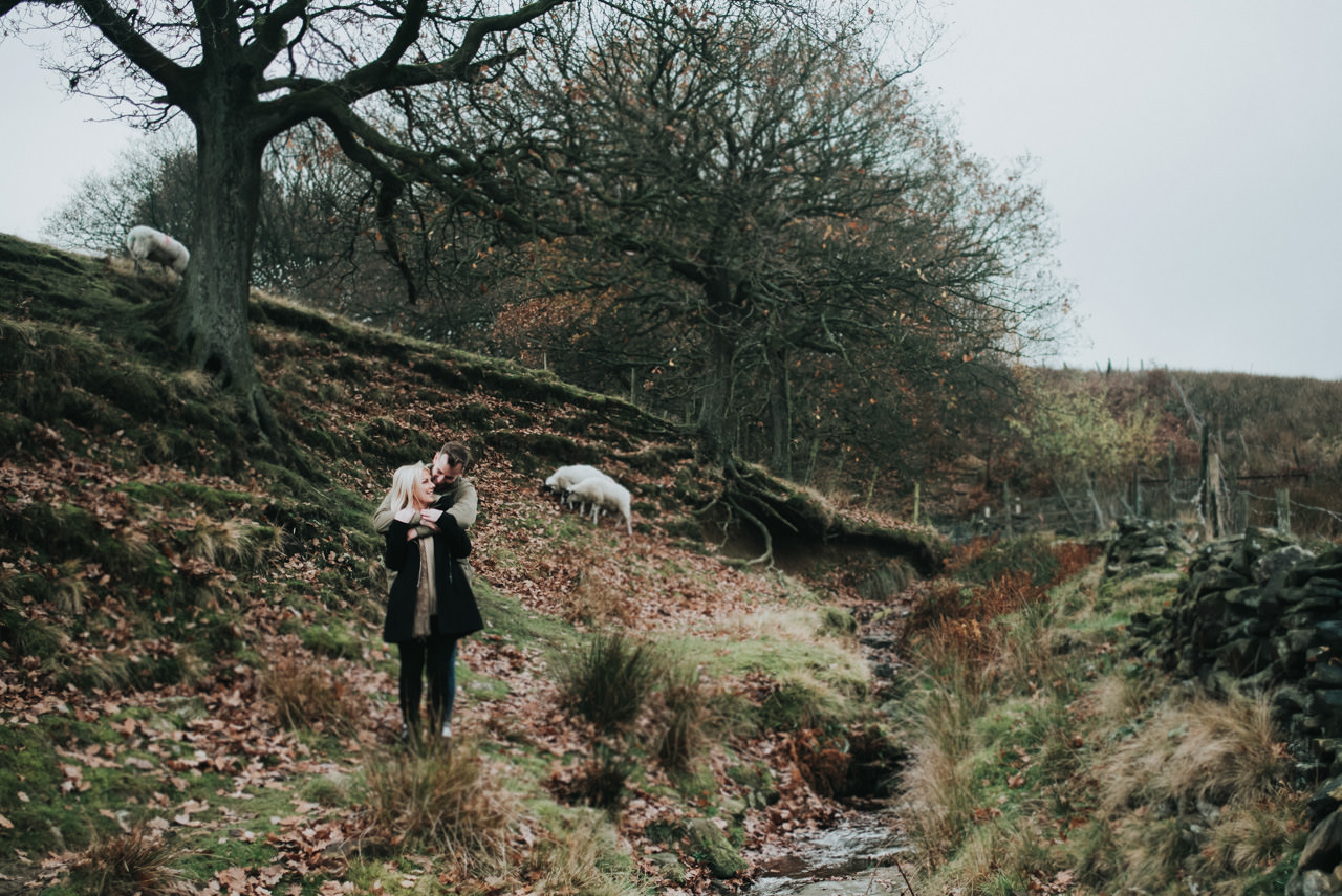 Engagement Photography in Yorkshire 5