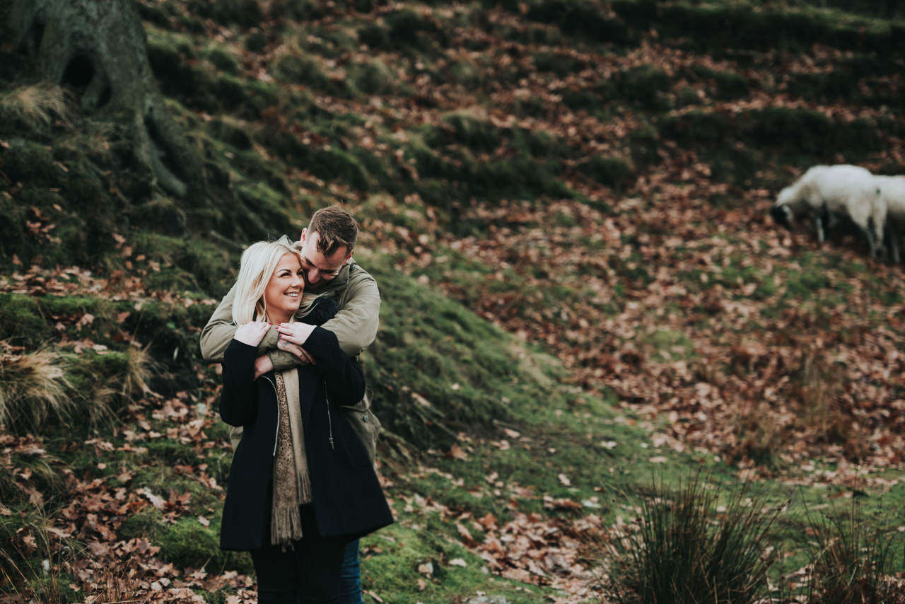Engagement Photography in Yorkshire 6