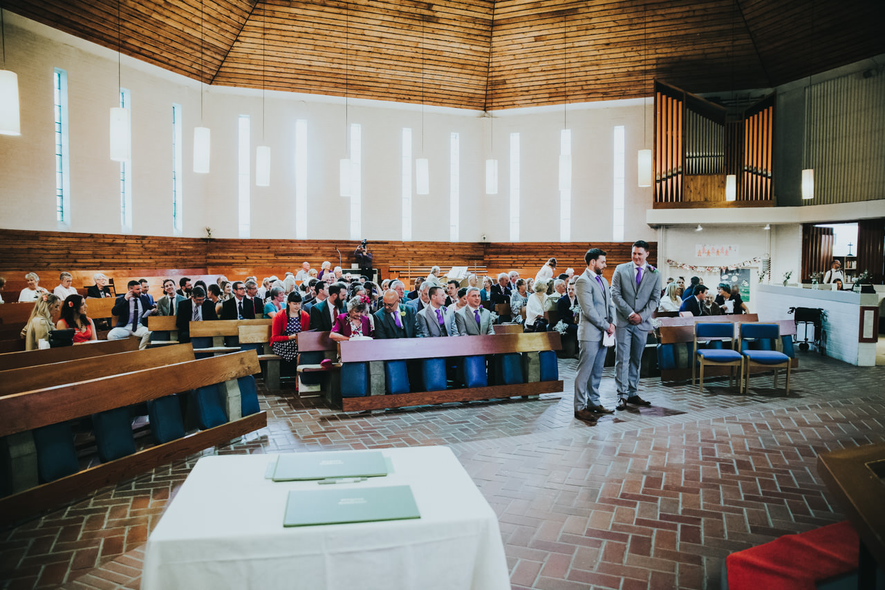 Rustic wedding at Wharfedale Grange-Yorkshire Wedding photographer 22