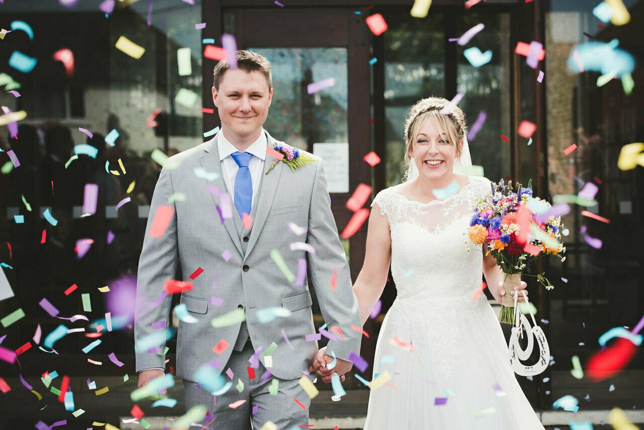 Rustic wedding at Wharfedale Grange-Yorkshire Wedding photographer 27