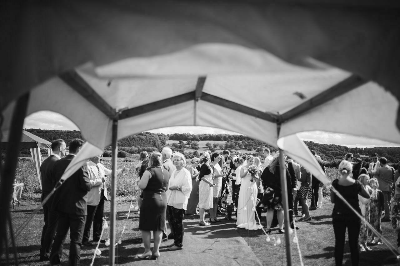 Rustic wedding at Wharfedale Grange-Yorkshire Wedding photographer 40