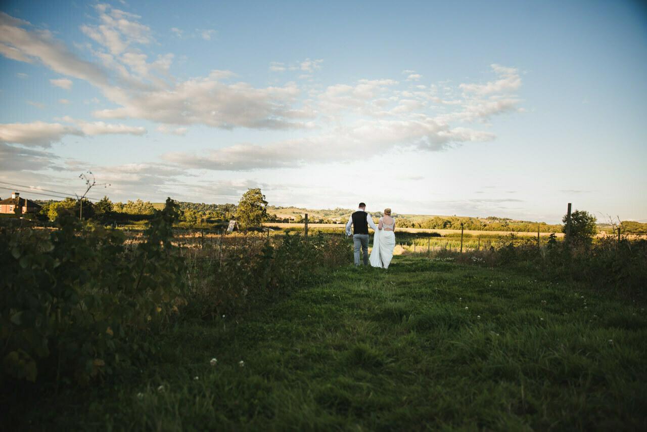 Rustic wedding at Wharfedale Grange-Yorkshire Wedding photographer 62