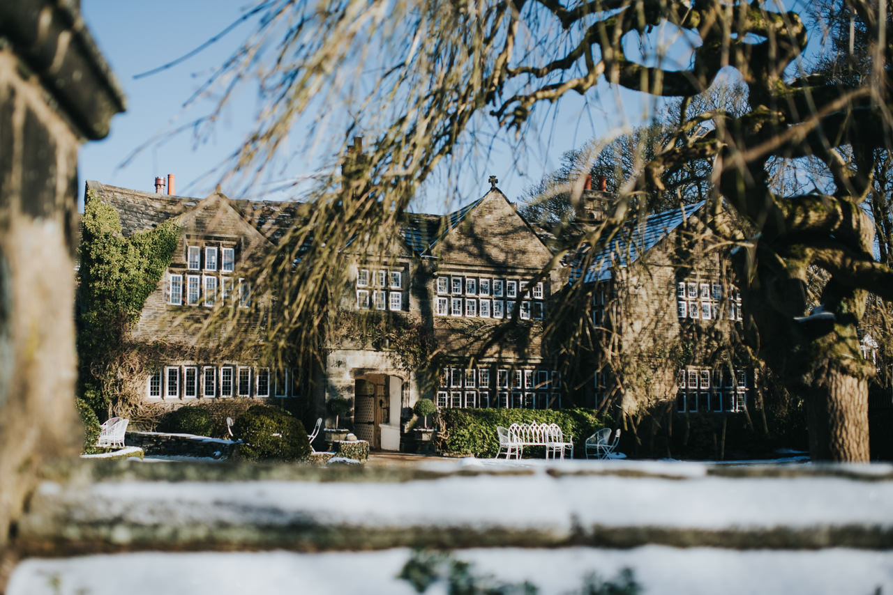 Wedding Photography -Halifax  Holdsworth House Hotel 2