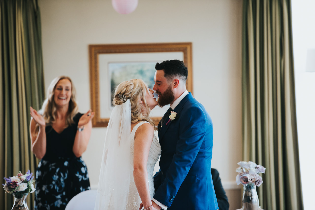 Wedding photography at  Hollins Hall Hotel & Country Club, Bradford 25