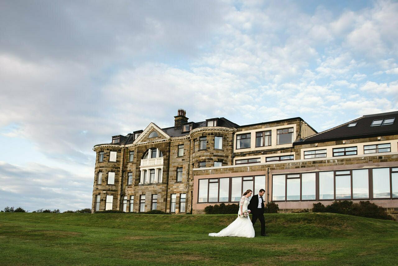 Wedding Photography Raven Hall-Scarborough, North Yorkshire 42