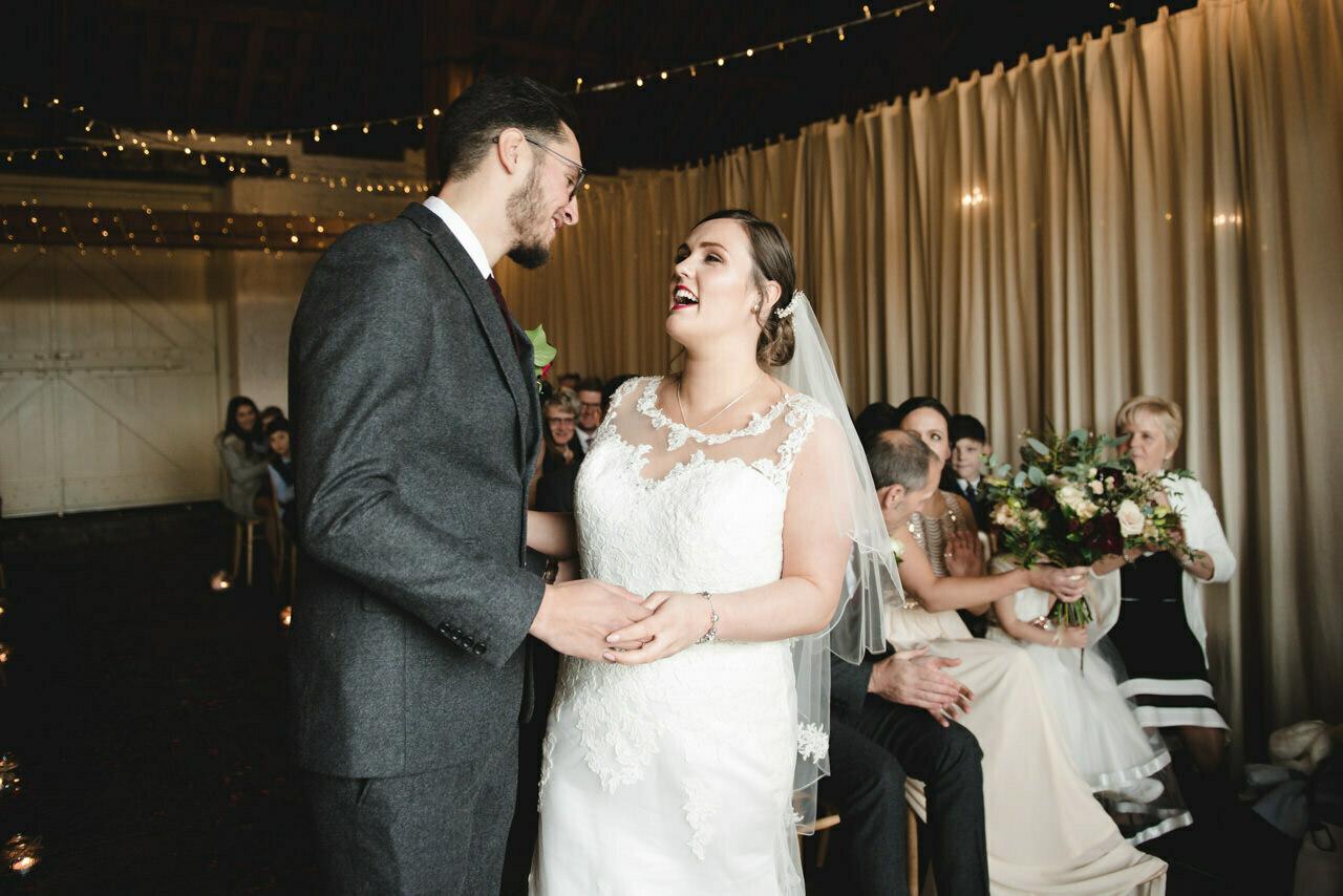 Wedding photography at East Riddlesden Hall Barn 22