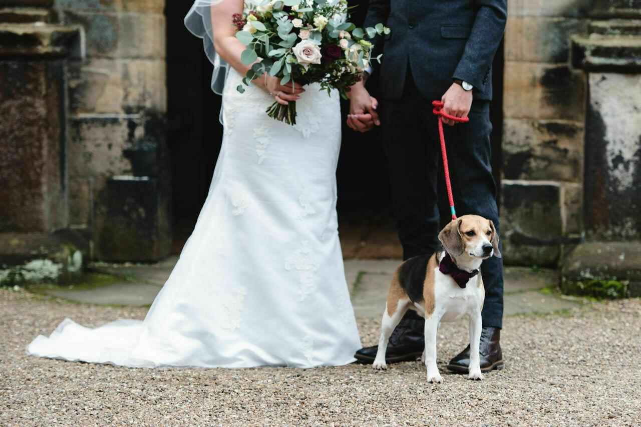 Wedding photography at East Riddlesden Hall Barn 25