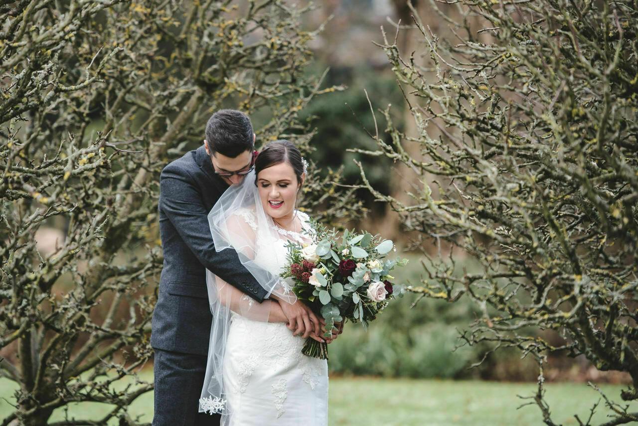 Wedding photography at East Riddlesden Hall Barn 34