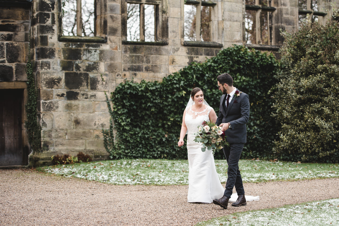 Wedding photography at East Riddlesden Hall Barn 39