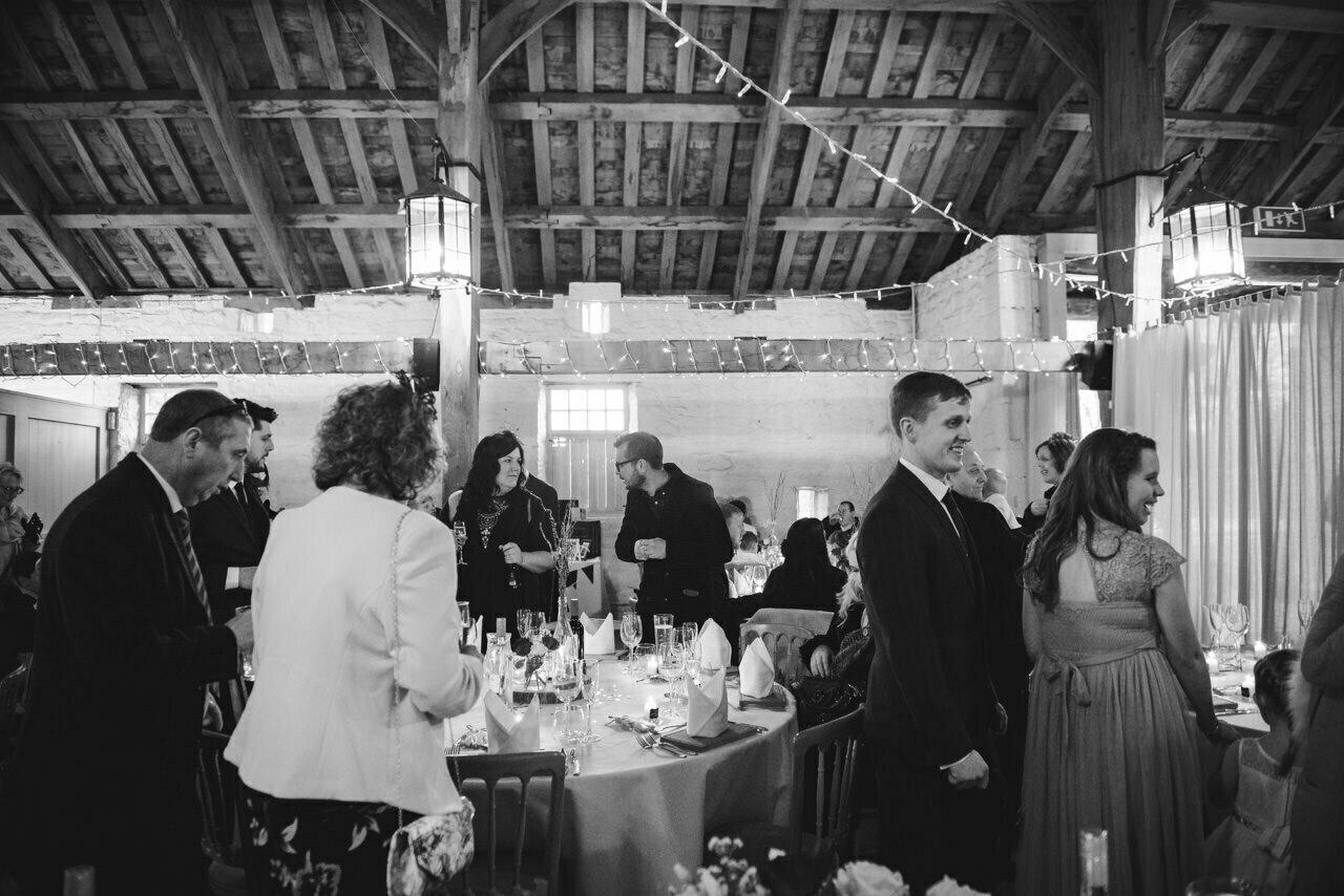 Wedding photography at East Riddlesden Hall Barn 47