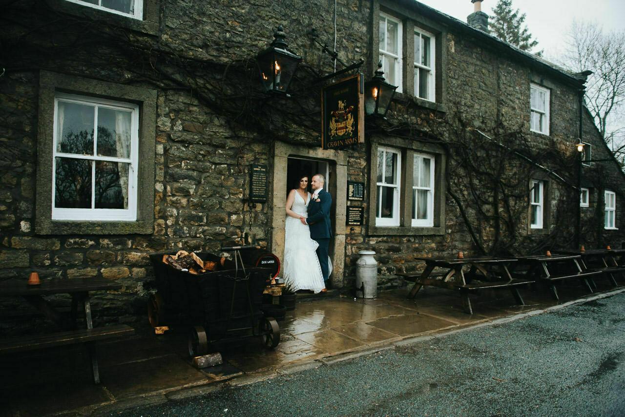 Wedding Photographer Skipton – Craven arms Barn – Yorkshire 59