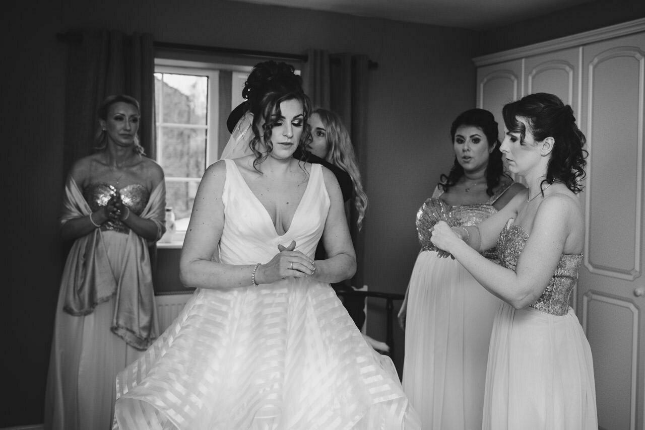 Wedding Photographer Skipton – Craven arms Barn – Yorkshire 19