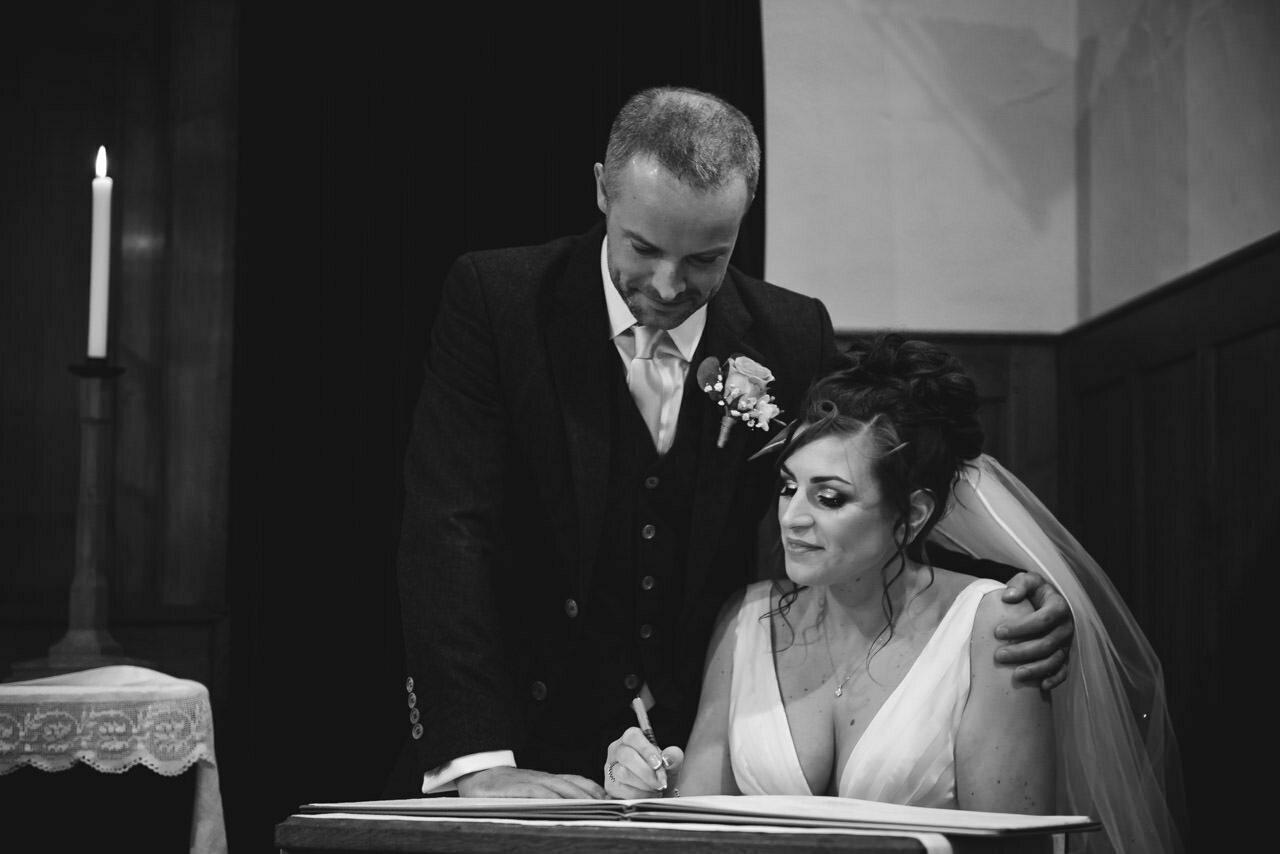 Wedding Photographer Skipton – Craven arms Barn – Yorkshire 31
